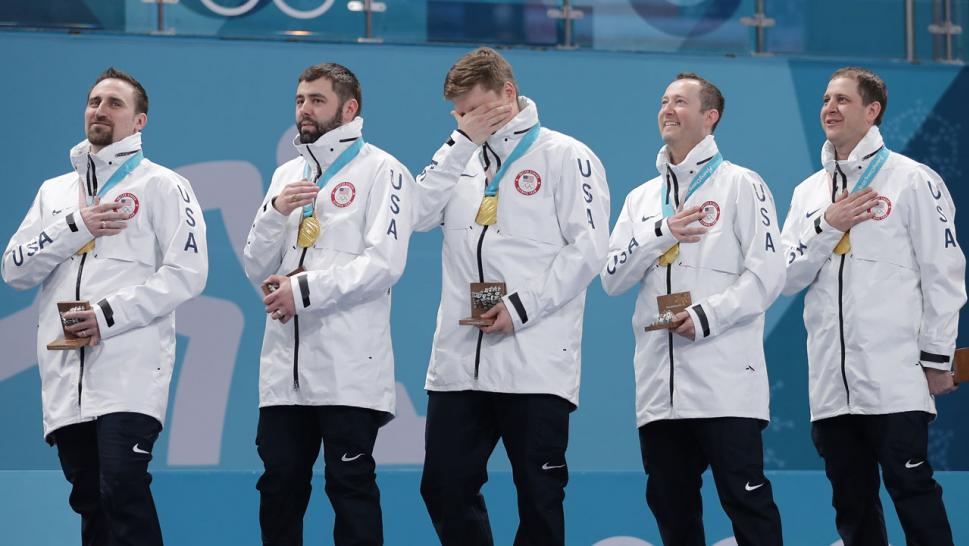 2018 American Curling Team